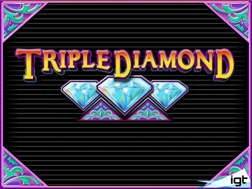 Triple Diamond Logo