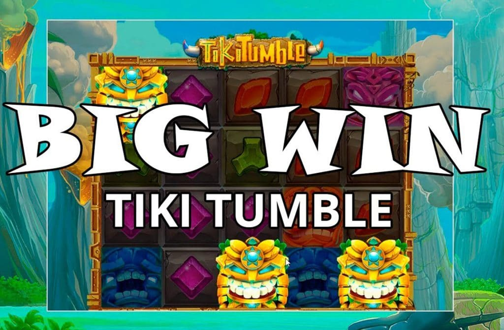 Big Win bij Tiki Tumble