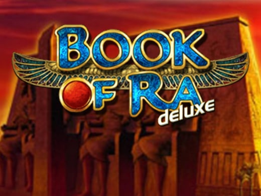 Book of Ra Deluxe Logo1