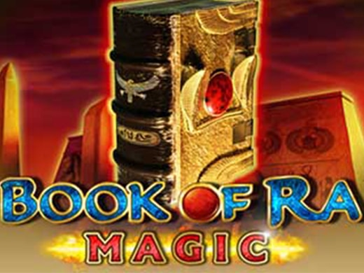 Book of Ra Magic Logo
