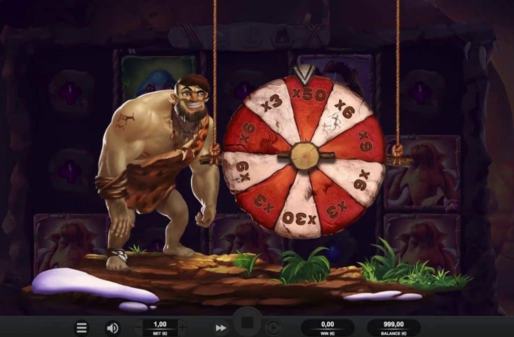 Caveman Bob Bonusspel