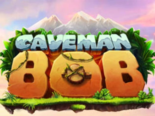 Caveman Bob logo3