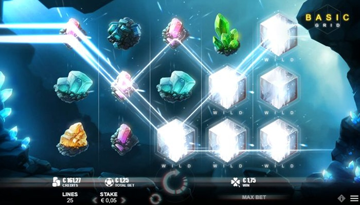 Crystal Rift Gameplay