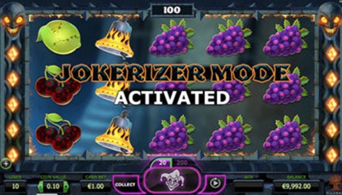 De Jokerizer Mode is wat je wilt hebben