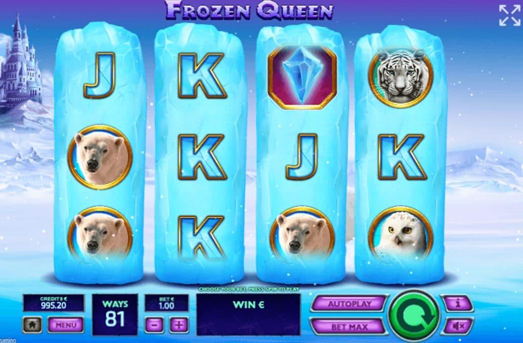 Frozen Queen Gameplay