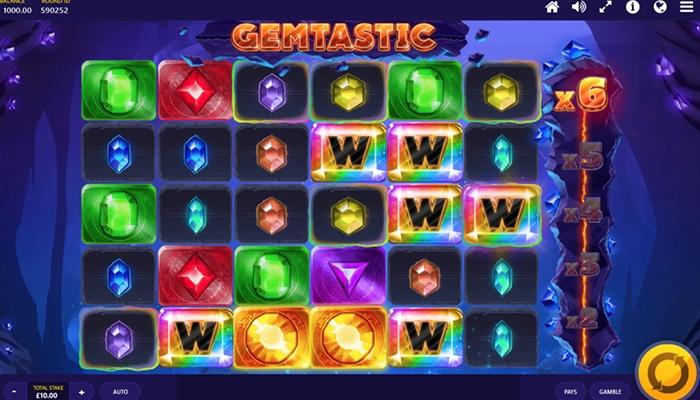 Gemtastic Gameplay