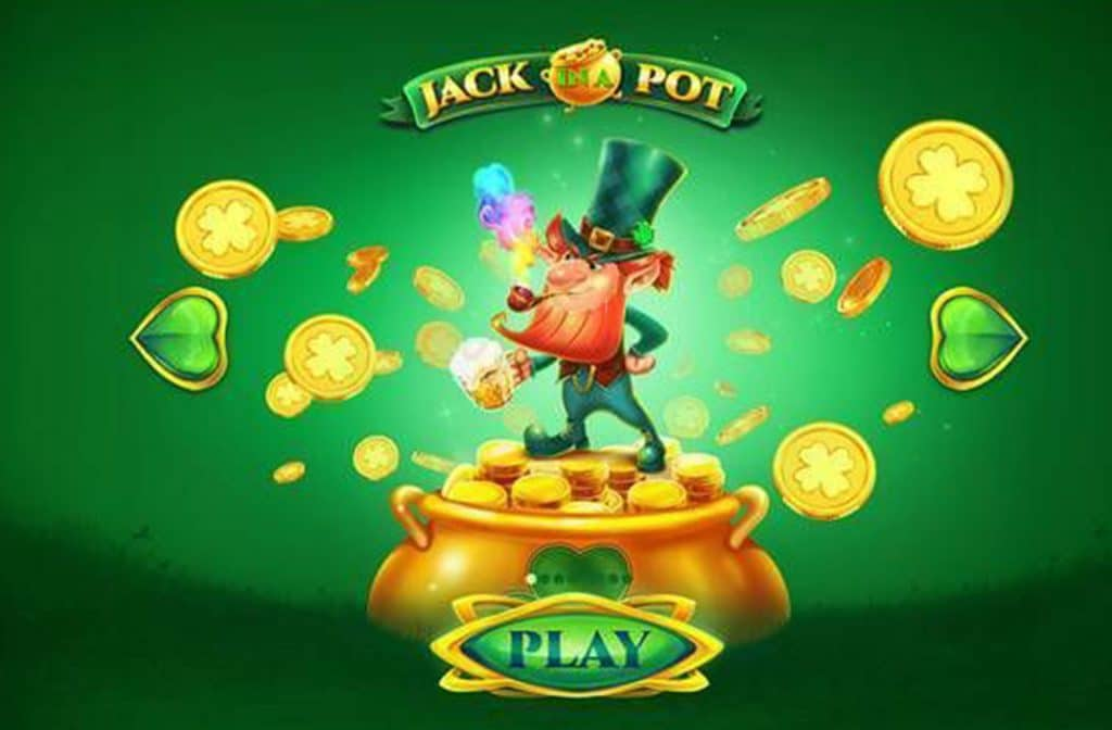 In Jack in a Pot staat de groene kabouter centraal