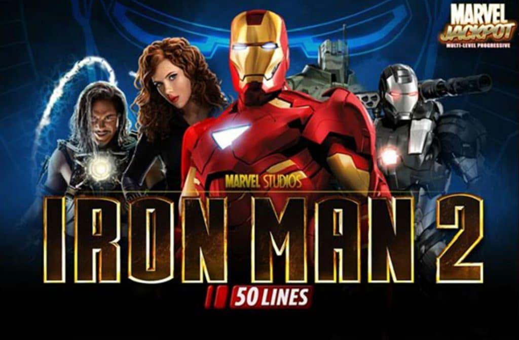 Iron Man 2 als gokkast