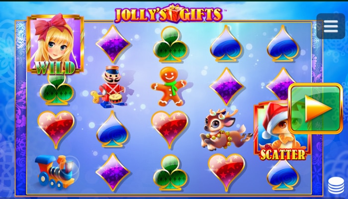 Jolly's Gifts Gameplay juist
