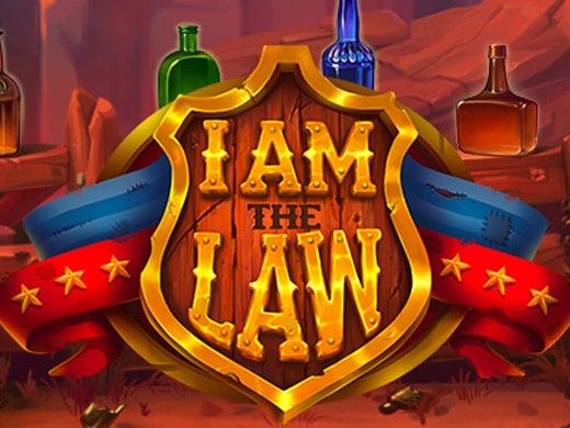 Jolly's Gifts I Am The Law