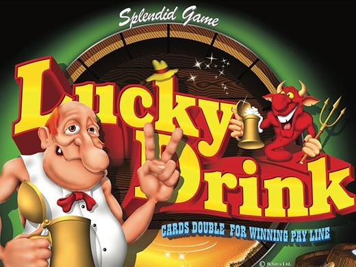 La Bomba Lucky Drink