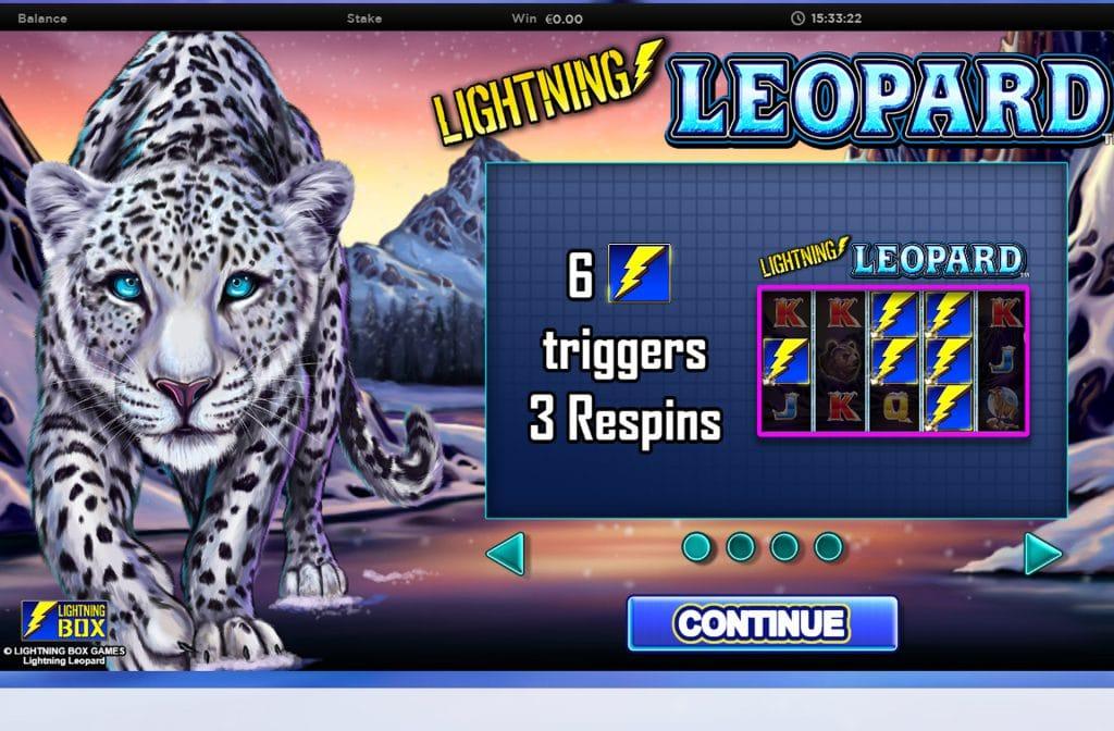 De Lightning Respins zijn de belangrijkste bonusfuncties