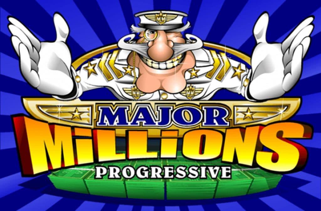 Quickfire start de progressieve jackpot van Major Millions bij een bedrag van €250.000