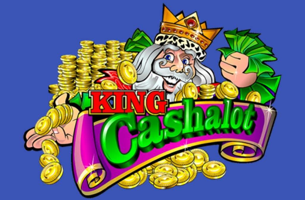 King Cashalot van Quickfire is een slot met hoge winkansen