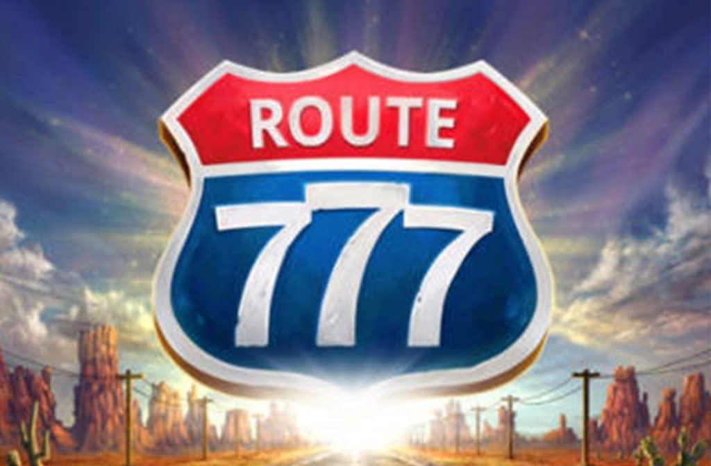 Route 777 van Elk Sudios