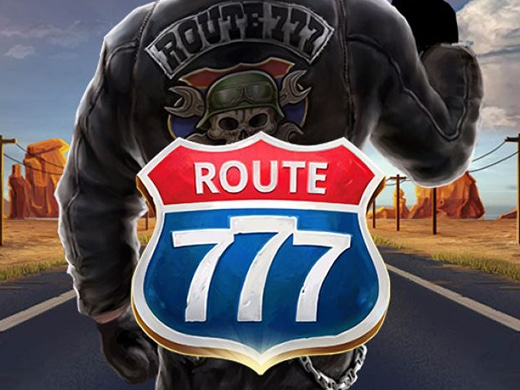 Route 777 video slot1