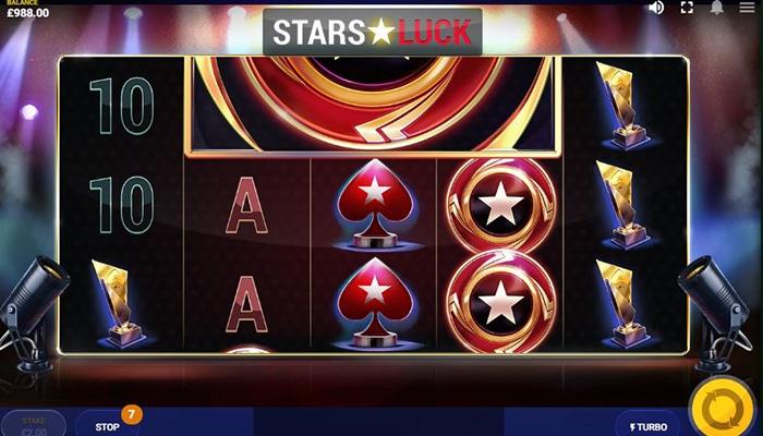Stars Luck Gameplay