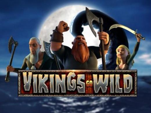 Vikings Go Wild logo3