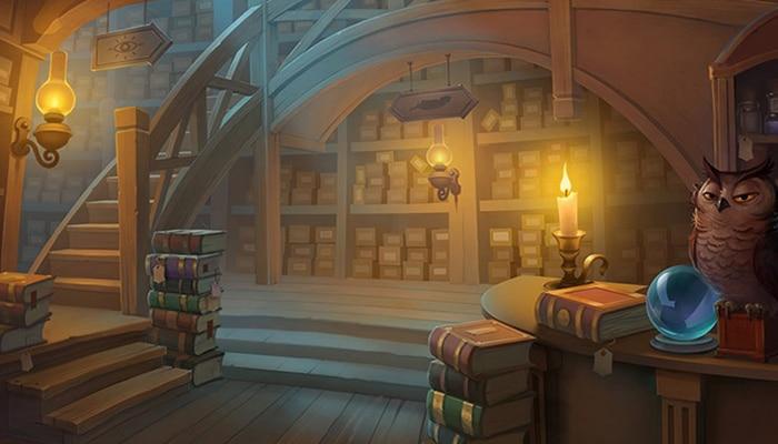 Wizard Shop is mysterieus en leuk
