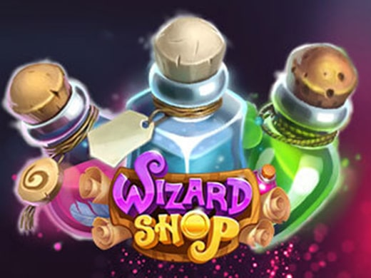 Wizard Shop logo8