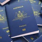 Australie Paspoort