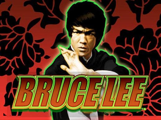 Bruce Lee WMS logo