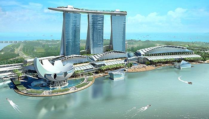 Singapore heeft prachtige casino's