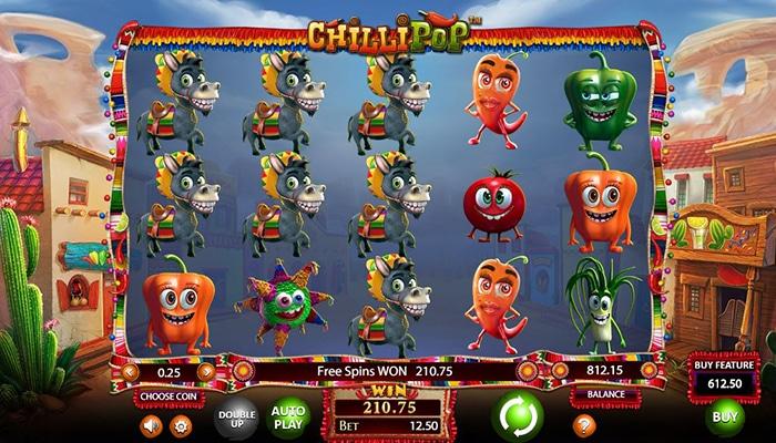 Chillipop Gameplay