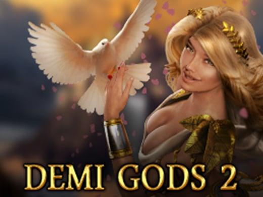 Demi Gods 2 Logo5