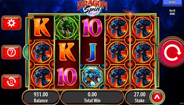 Dragon Spin Gameplay