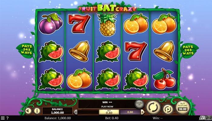 Fruitbat Crazy Gameplay