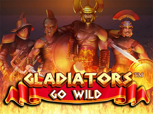 Gladiators Go Wild Logo2