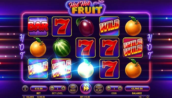 Hot Hot Fruit Gameplay