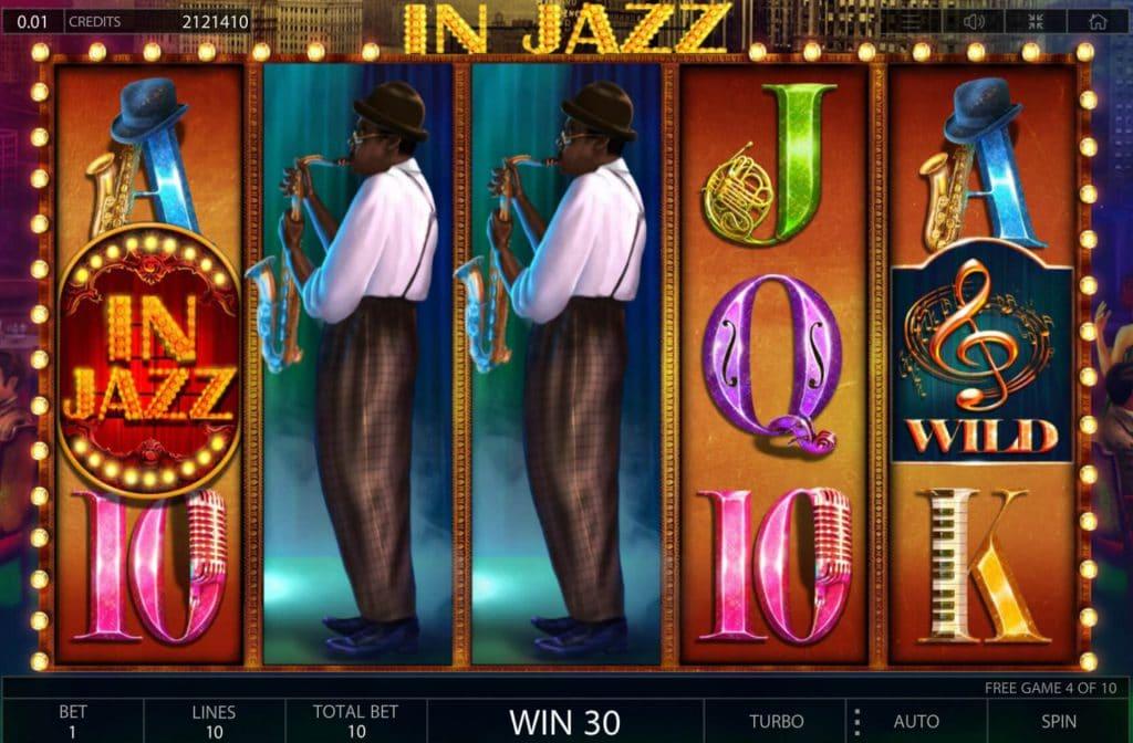 In Jazz Gameplay