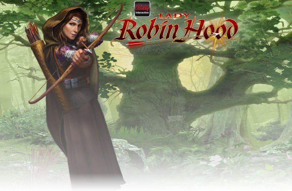Ook Lady Robin Hood mist nooit