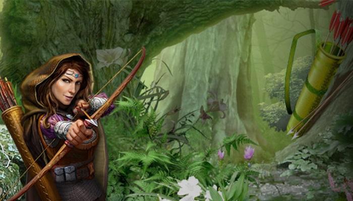 Lady Robin Hood is de hoofdpersoon
