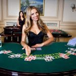 Live casino in online casino