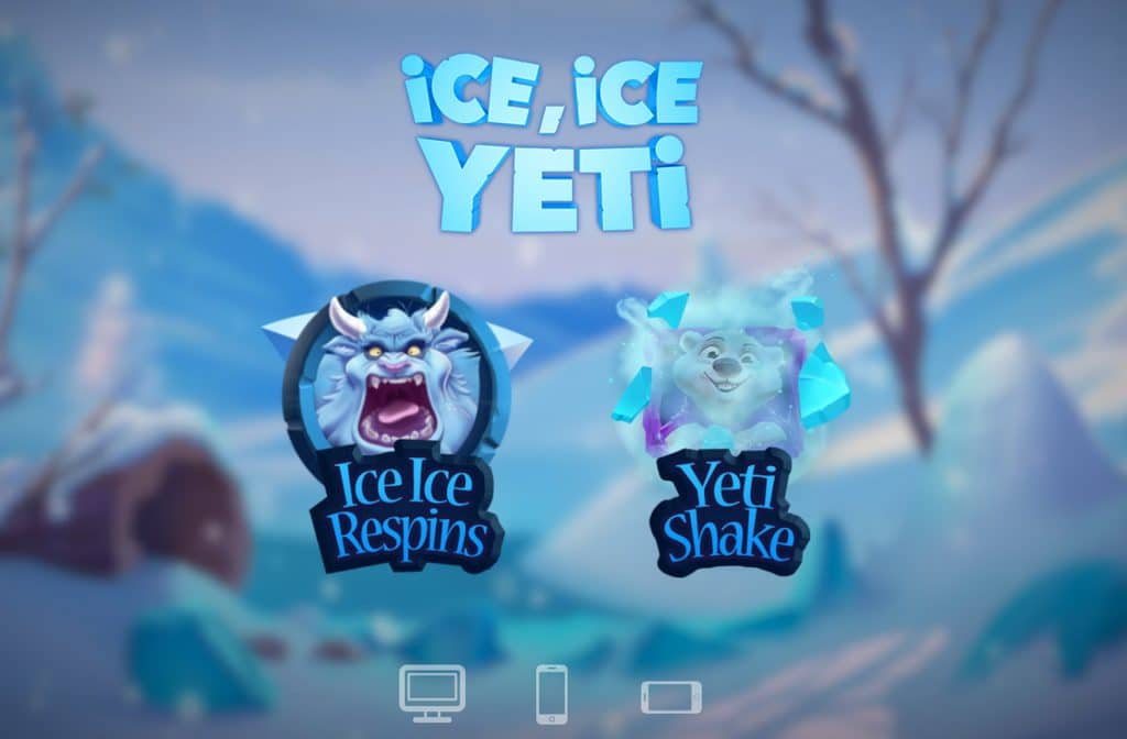 Ice, Ice Yeti speelt zich af in het winterwonderland