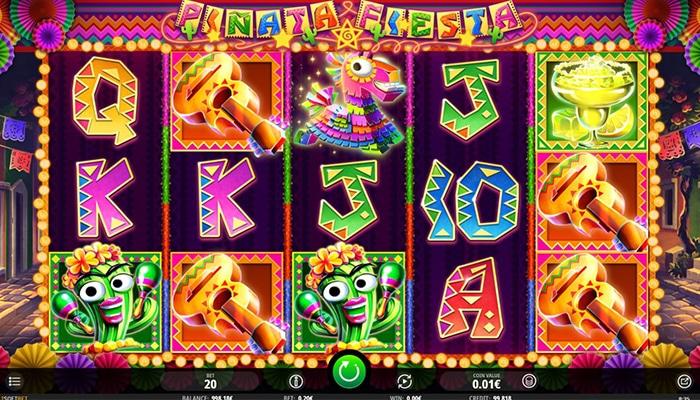 Pinata Fiesta Gameplay