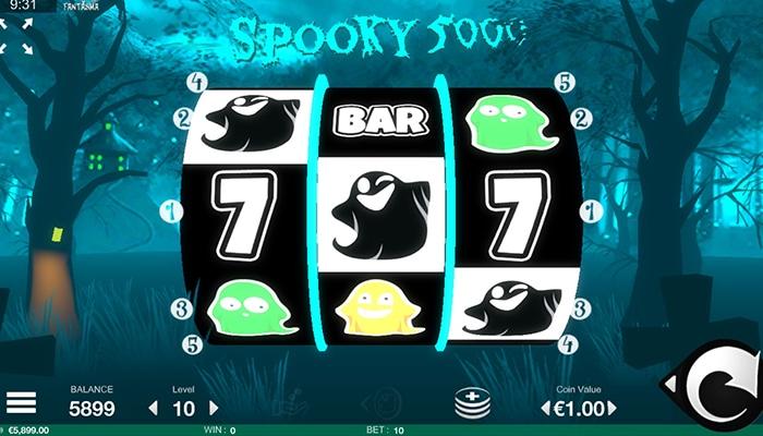Spooky 5000 Gameplay