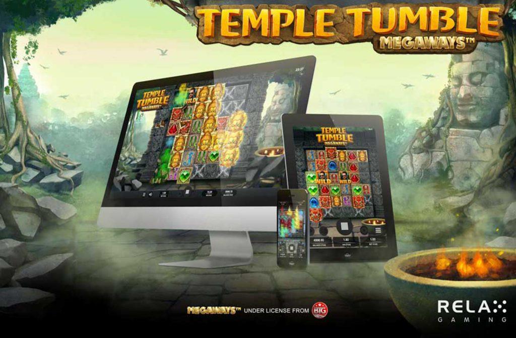 Temple Tuble ook voor op je mobiel