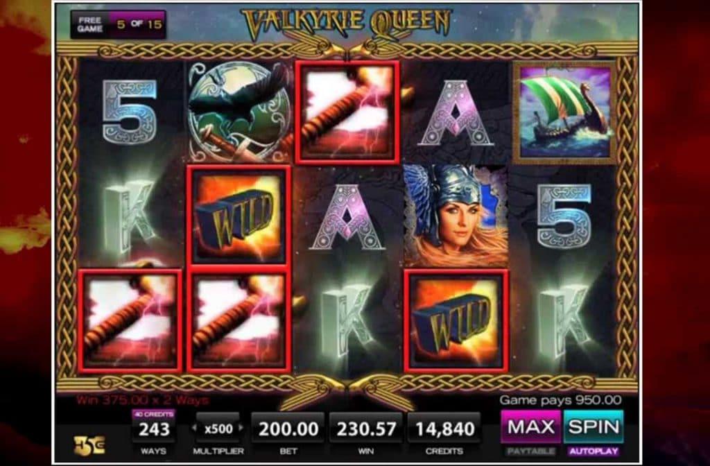 Valkyrie Queen Gameplay