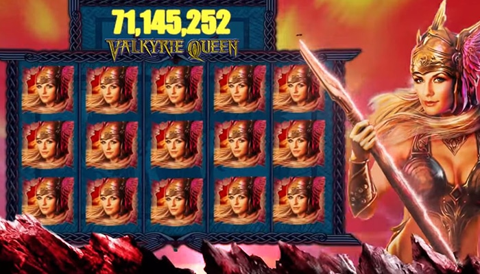 Valkyrie Queen van High5Games