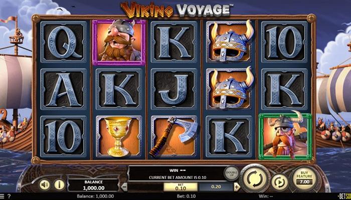 Viking Voyage Gameplay