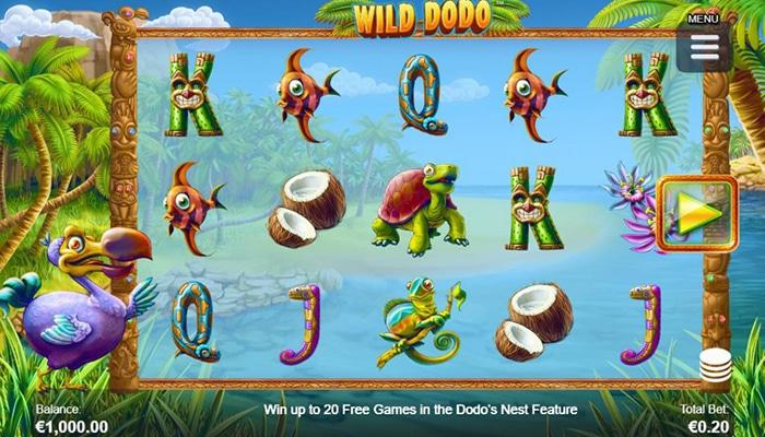 Wild Dodo Gameplay