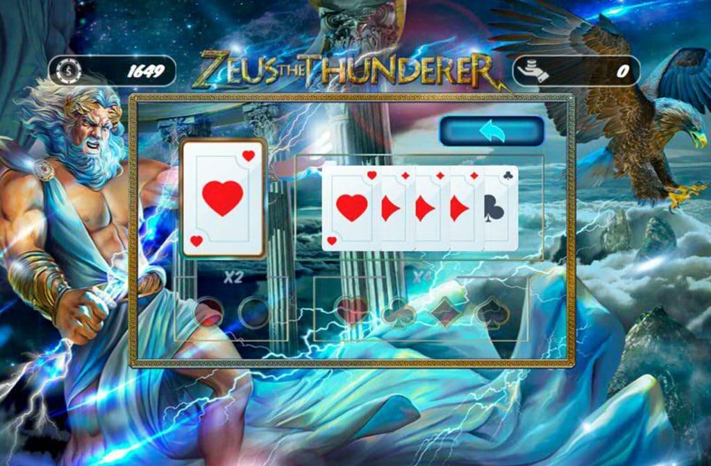 Zeus the Thunderer II heeft een mooie gameplay