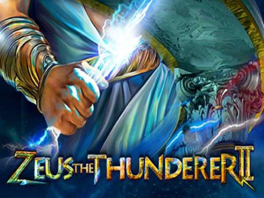 Zeus the Thunderer Logo 1
