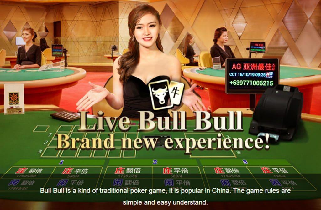 Bull Bull is een spel waar je met een hoog tempo snel winst kan maken