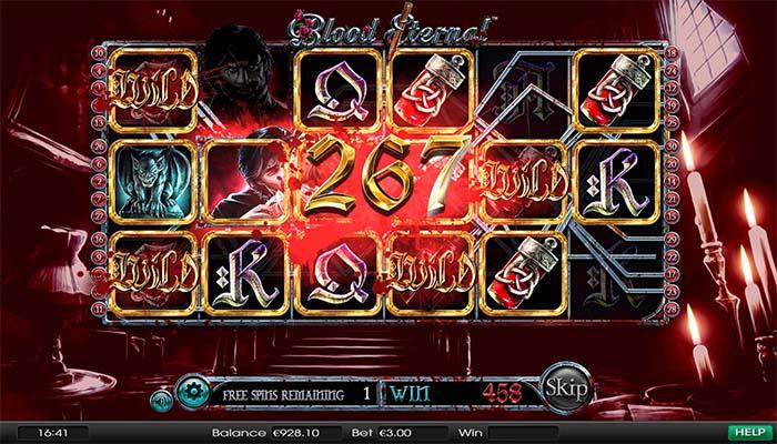 Blood Eternal Gameplay