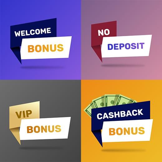 Bonussen en promoties van casinos